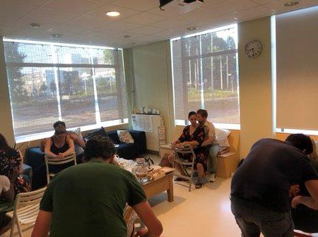 1-daagse groepscursus Juli 2021: 24 Juli. (10:00-16:00) locatie Haarlem - VOL